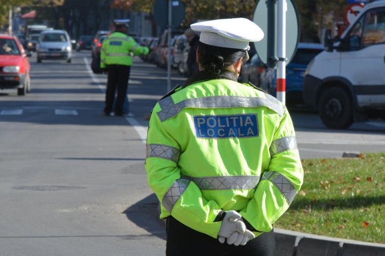 Când pot polițiștii locali să oprească și sanționeze șoferii