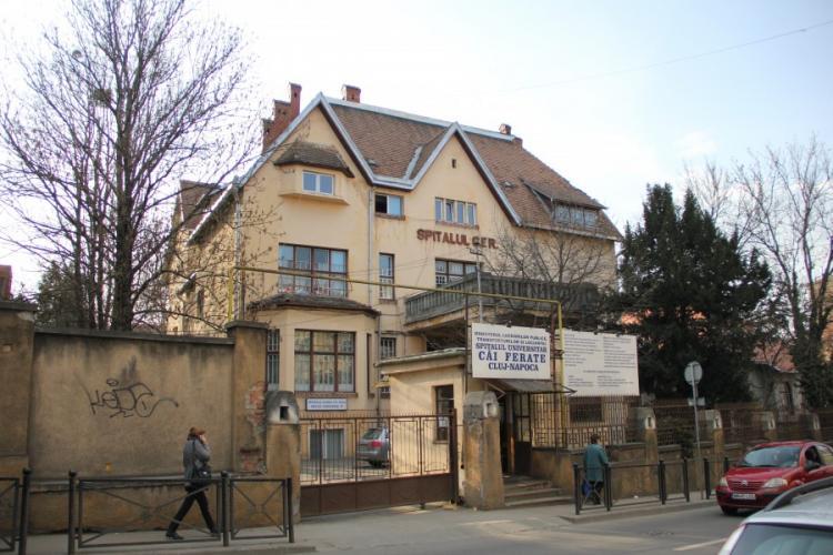 Deputatul Emanuel Ungureanu acuză un medic că opera fără drept la Spitalul CFR Cluj, spital căpușat FIN