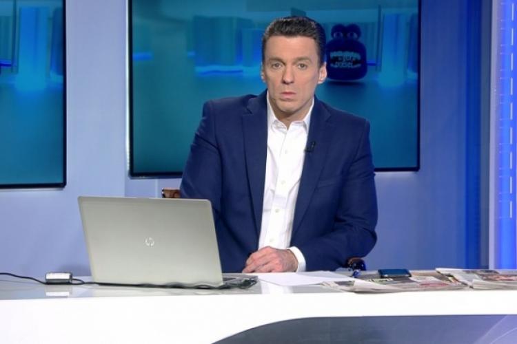 Mircea Badea, schimb de înjurături la radio cu un interlocutor. Ce s-a întâmplat după emisiune