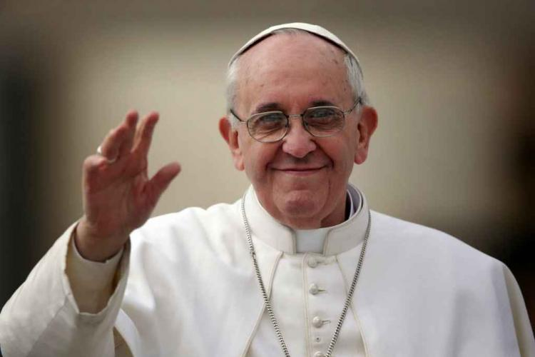 Program / Vizita - Papa Francisc va fi în România între 31 mai – 2 iunie