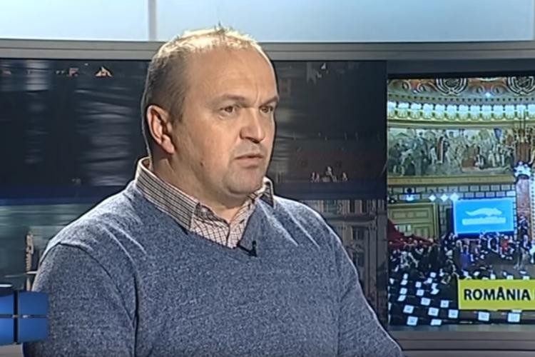 Cosmin Puriș, noul redactor șef al cotidianului Făclia de Cluj