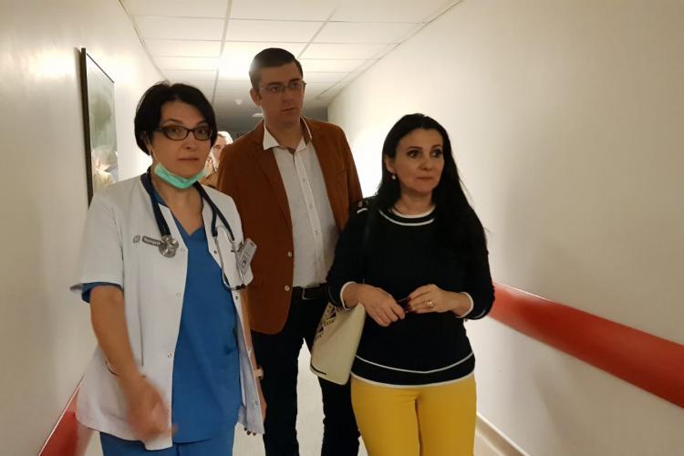 Ministrul Sănătății a vizitat fără să anunțe 2 spitale din Cluj. Ce a găsit - VIDEO
