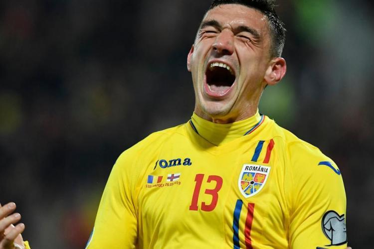 România-Feroe 4-1. Victorie STELARĂ a tricolorilor în preliminariile EURO 2020 - REZUMAT VIDEO
