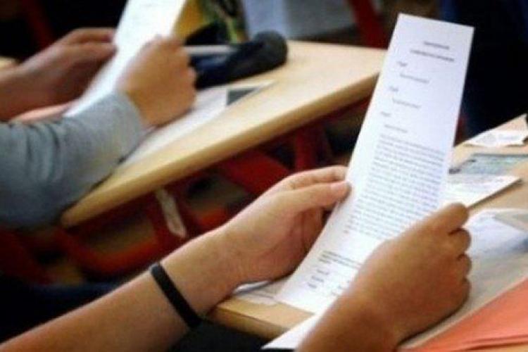 Manifestul unei eleve la simularea de la BAC. profesorii i-au dat nota 1