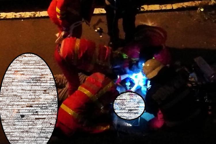 Sinucidere ȘOCANTĂ în Gheorgheni, pe Aleea Bizusa. S-a aruncat de la etajul 9. Citește amănuntele  - FOTO
