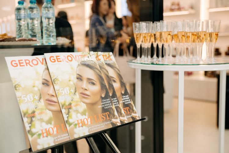 Farmec lansează propria revistă, Gerovital Magazine