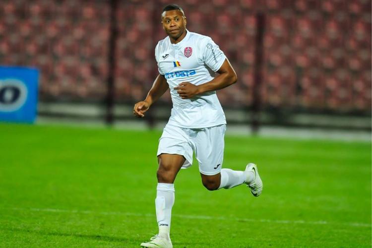 Julio Baptista a plecat de la CFR Cluj
