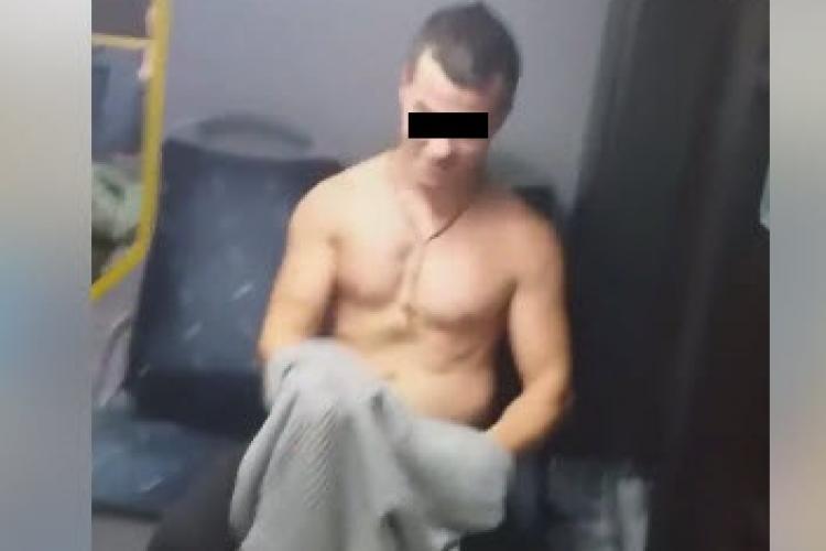 La bustul gol în autobusul Florești - Cluj-Napoca. Ce măsuri a luat un călător. Asta ar trebui să facă lumea - VIDEO