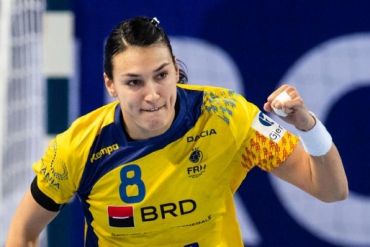 Cristina Neagu, cea mai bună handbalistă a lumii pentru a patra oară