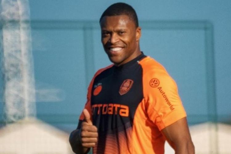 Mesajul lui Julio Baptista după rezilierea contractului cu CFR Cluj