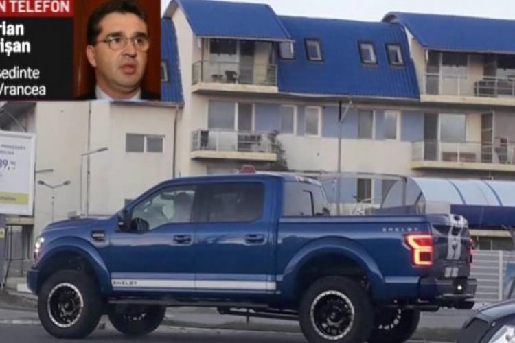 Baron PSD! Marian Oprișan și-a luat jeep-ul de 100.000 de euro din contul mamei sale