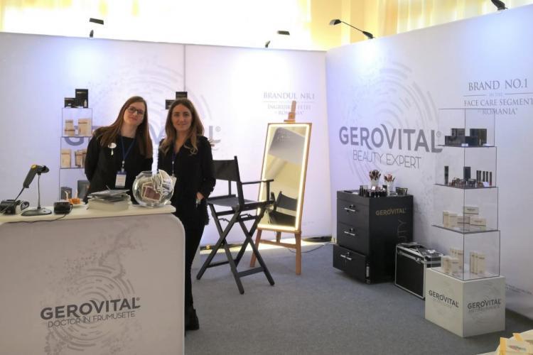 Farmec e partener la cele două evenimente europene desfășurate în Cluj-Napoca