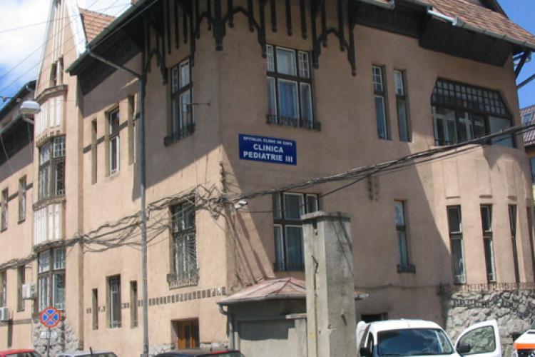 Cluj: Internat la Pediatrie 3 cu bronșită asmatică și externat cu enterocolită