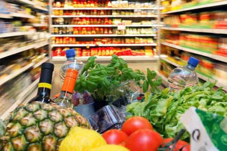 INS: Prețurile au crescut cu 0,79% în februarie față de luna precedentă
