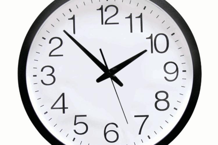 Ora de vară 2019: Când trebuie să dai ceasul înainte