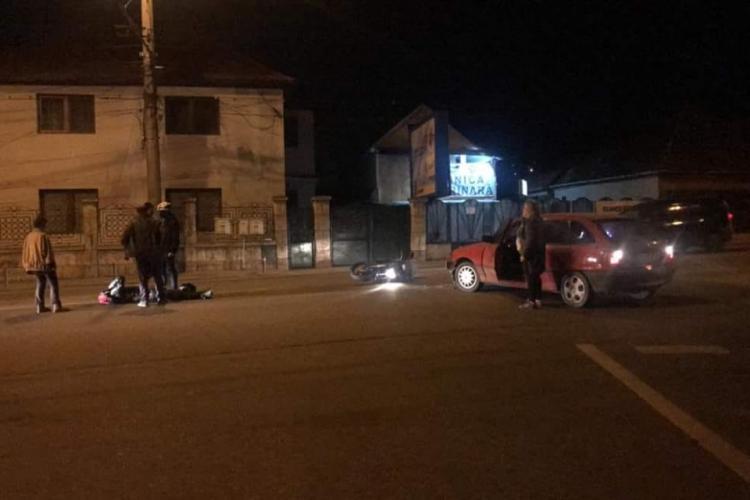 """Zece accidente într-o zi la Cluj. """"Mai luați și autobuzul!"""" - FOTO"""