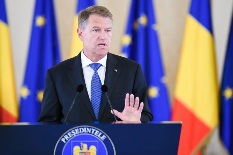Iohannis a anunţat care sunt temele referendumului pe Justiție