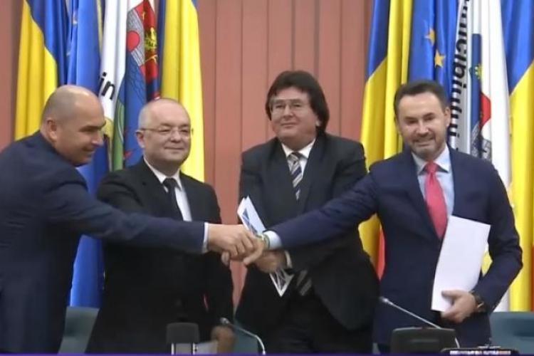 Cine este noul președinte al Alianței Vestului! Sediul nu va fi la Cluj-Napoca