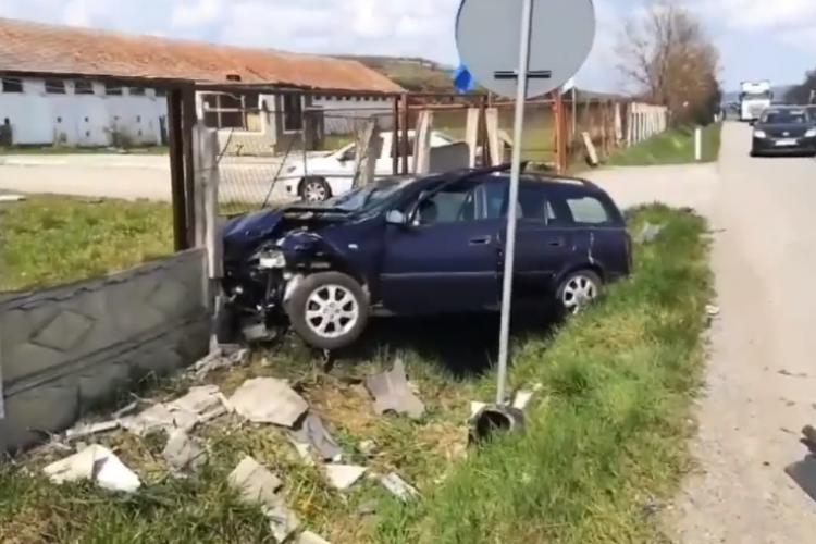 Accident grav, cu multiple victime, la intrare în Jucu! Patru vehicule au fost implicate VIDEO