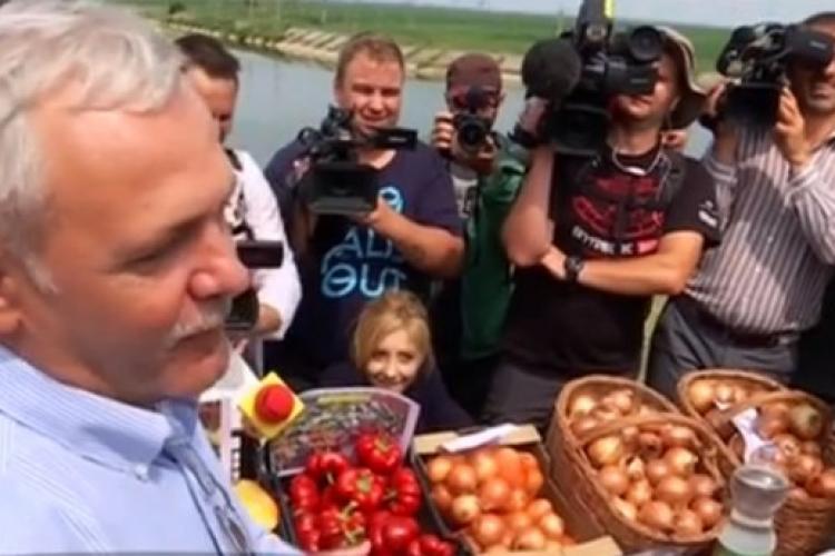 Oros: PSD produce fakenews cu legume și fructe neconforme. Panica, drept mijloc de campanie electorală