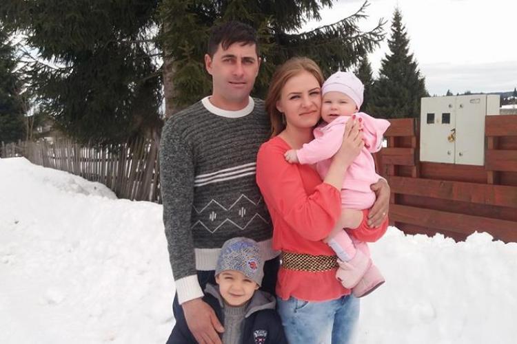 O familie FRUMOASĂ distrusă în accidentul de la Huedin - FOTO