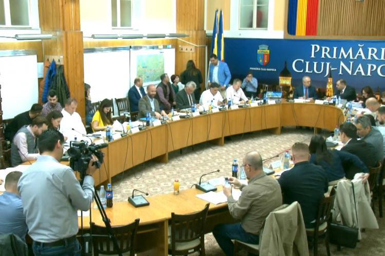 Proiecte europene de peste 66 milioane de euro, adoptate de Consiliul Local Cluj-Napoca. Ce se va face cu banii