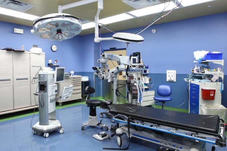 Ambulatoriul Spitalului Clinic Județean Cluj dotat cu 195 de echipamente medicale