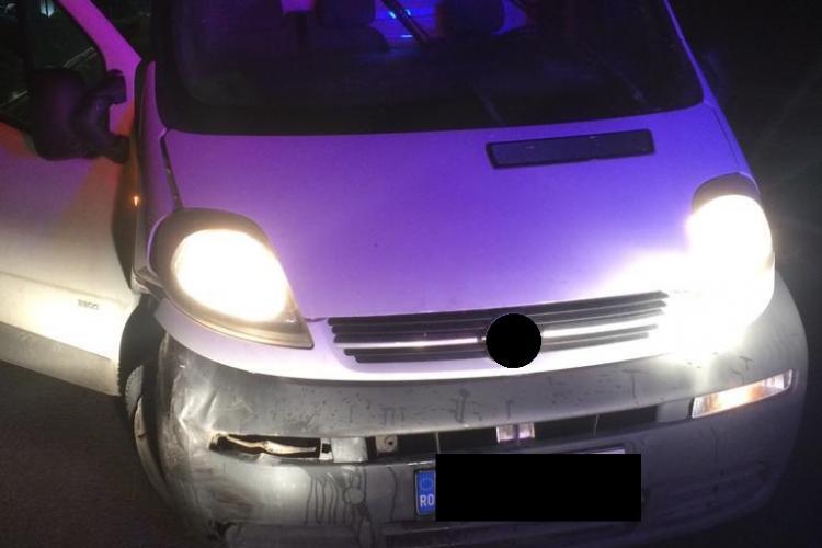 """CLUJ: """"Pericol public"""", reținut de polițiști după ce a fost fugărit în trafic. Furase o mașină, era beat și nu avea permis FOTO"""