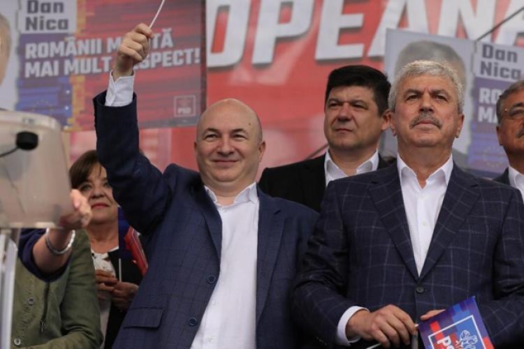 """Codrin Ștefănescu, despre maneaua dedicată PSD: """"Bravo, Guță!"""""""