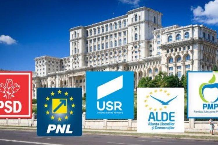 Românii plătesc partidelor o subvenție anuală de 37 de milioane de euro. E cea mai mare din UE