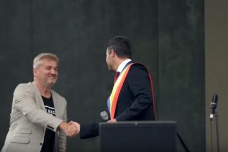 Dan Bittman recunoaște că a gafat prezentând evenimentul PSD. Ce anunț face liderul Holograf