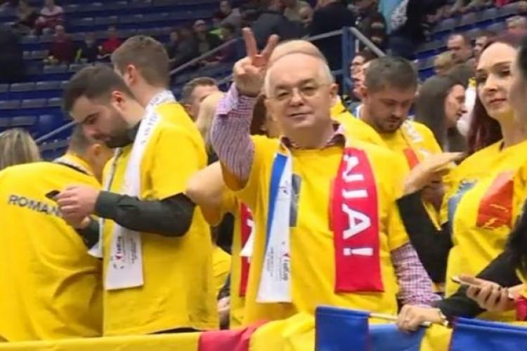 Boc va merge în Franța pentru a susține echipa de tenis și pe Simona Halep, la semifinalele Fed Cup