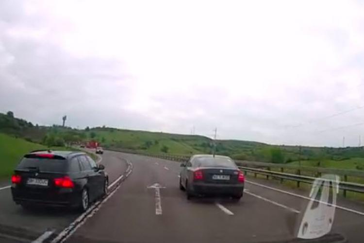 """""""Prostălăul săptălunii"""" la Cluj, pe drumul dintre Izvorul Crișului și Păniceni - VIDEO"""
