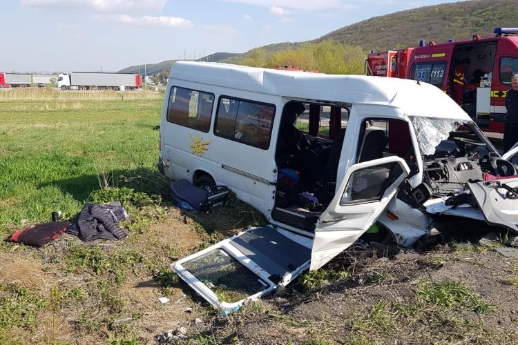 Noutăți despre starea pacienților din accidentul cu 11 victime de la Căpușu