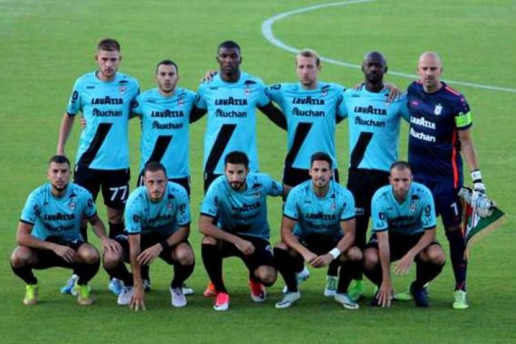 Dudelange a câștigat titlul în același timp cu CFR Cluj și va juca în Europa