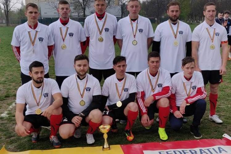 Clujul a câștigat Campionatul național de oina studentească - FOTO