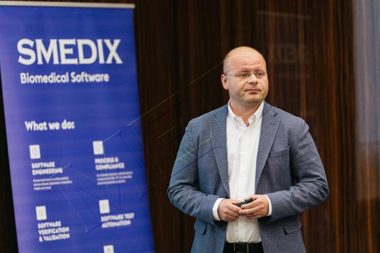 SMEDIX - Software medical de top - și-a inaugurat noul sediu la Cluj-Napoca - FOTO