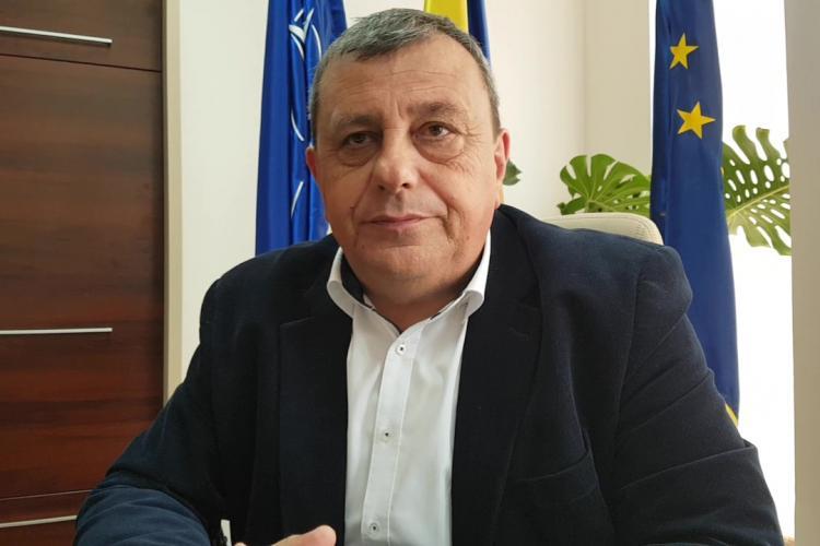 Horia Șulea, primar Florești: Românul nu mai are voie să fie sluga Europei. Rareș Bogdan e locomotiva PNL - VIDEO