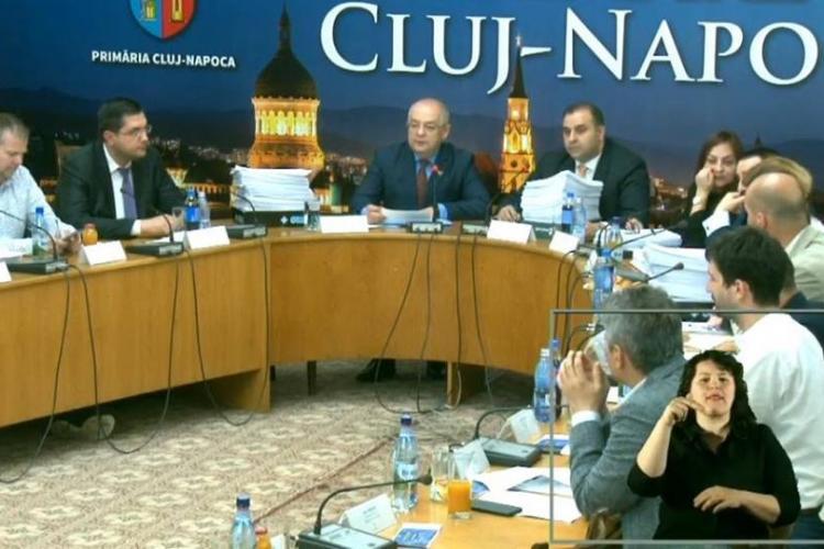 Ședințele Consiliului Loca Cluj-Napoca, traduse în timp real în limbajul semnelor