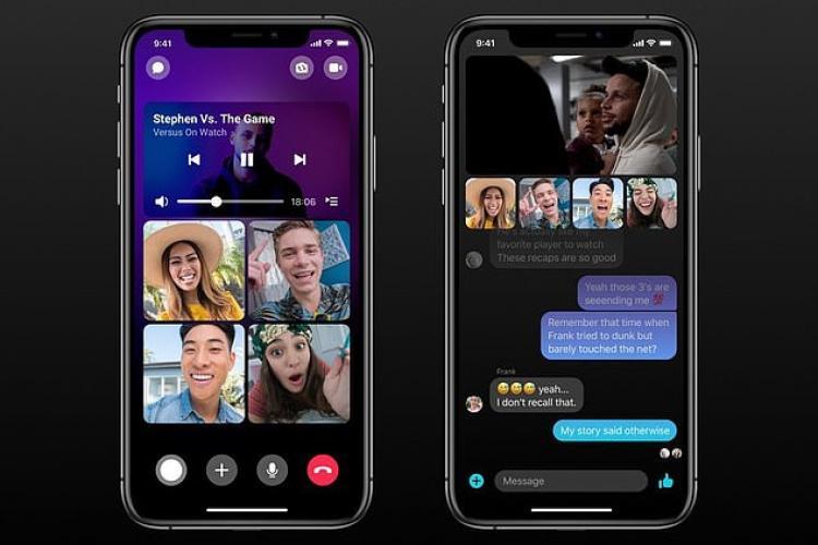 Facebook a prezentat o nouă interfață și un serviciu care să rivalizeze cu Tinder