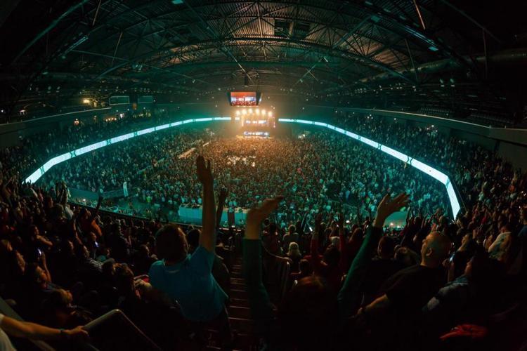 Concertele anului al BT Arena, din Cluj-Napoca: Enrique Iglesias, Tom Jones și Lenny Kravitz printre cele mai cunoscute nume