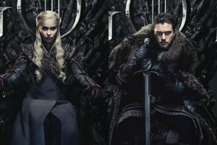 """Creatorii """"Game of Thrones"""" au ascuns finalul serialului într-un playlist de pe Spotify"""