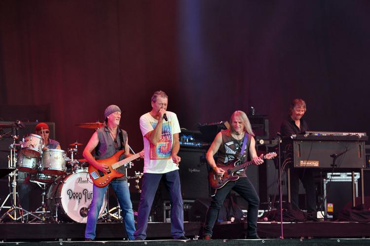Deep Purple va concerta la Cluj-Napoca