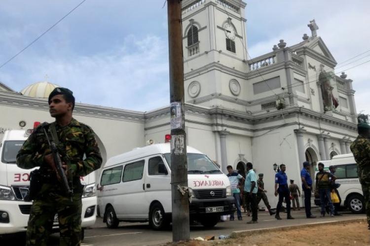 Atac în ziua Paștelui Catolic! Peste 150 de persoane au murit ăn Sri Lanka, în urma unor explozii la biserici și hoteluri VIDEO