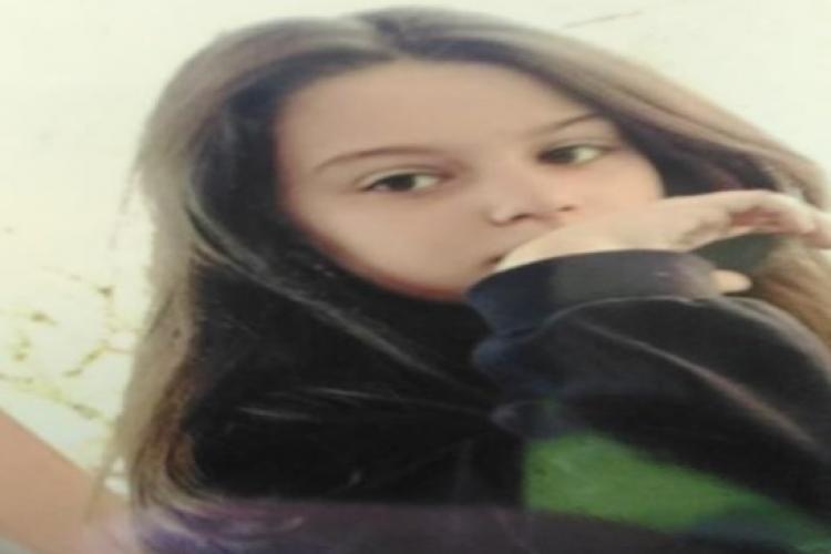 Fetiță de 12 ani, dispărută de acasă de câteva zile. Ați văzut-o? / UPDATE: A fost găsită