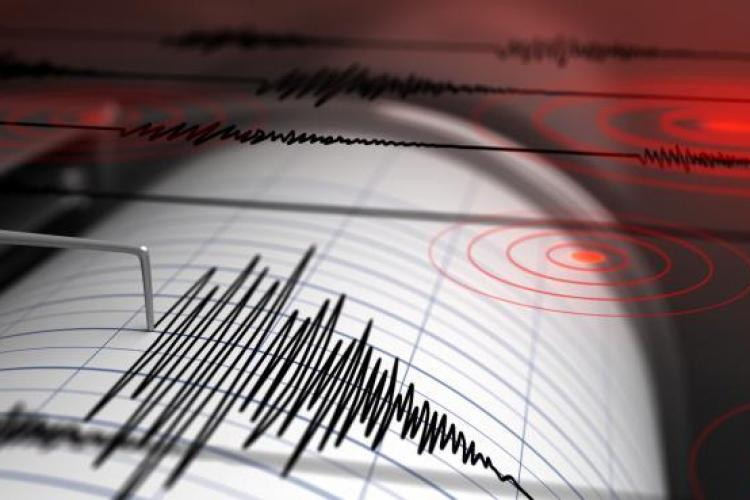 Cutremur în Sălaj. S-a resimtit si in Cluj