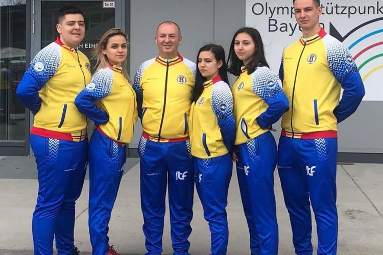 Sportivii de la Delta Cluj au luat 7 medalii la Campionatul Mondial de TAEKWON-DO ITF