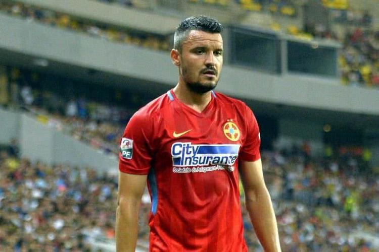 CFR Cluj vrea să îl transfere pe Constantin Budescu