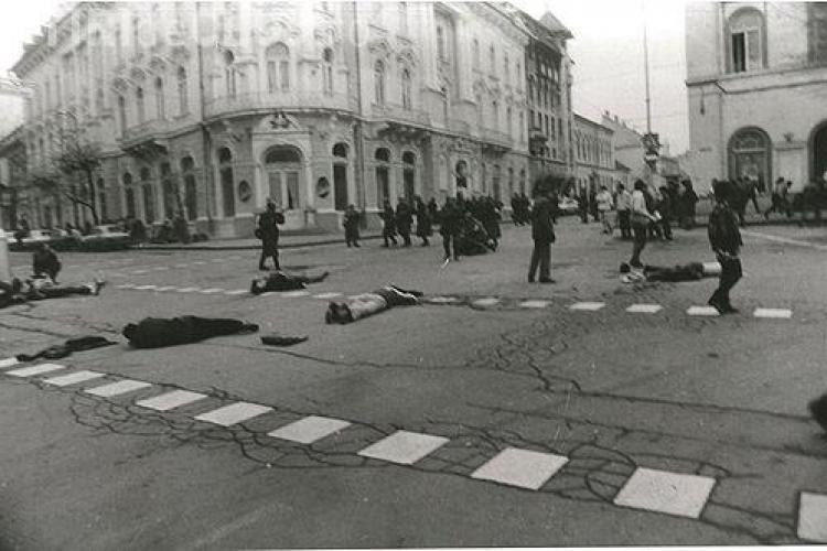 Revolutia din 21 Decembrie 1989, comemorata la Cluj cu un mars!