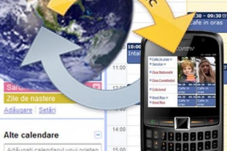 Asa arata primul Blackberry romanesc - FOTO